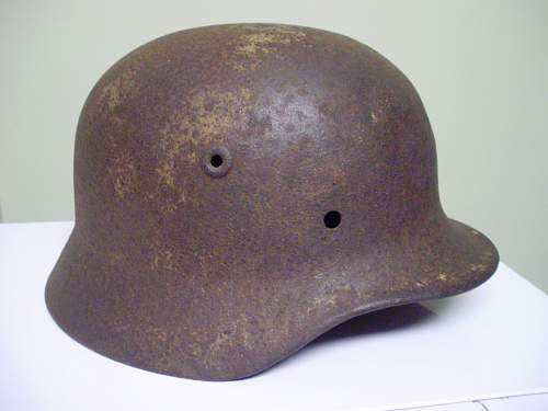 """""""Relic"""" M40 Helmet Shell Opinions..."""