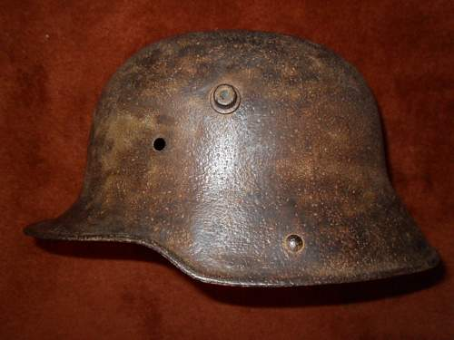 Stahlhelm in relic condition - Need Opinions
