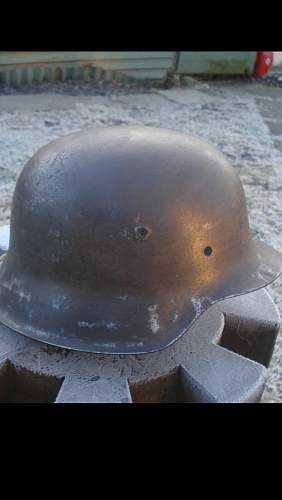 Auction helmet, real or fake?