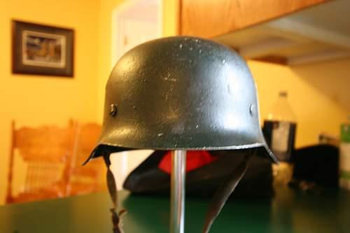 help with my helmet
