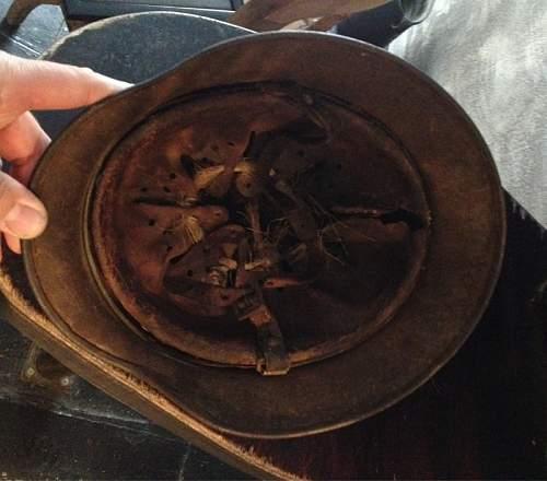 ND m 35 semi relic