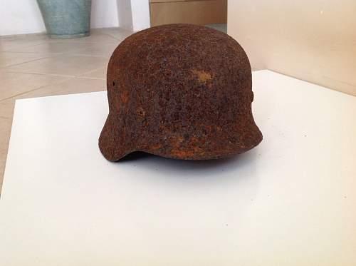 Berlin helmet