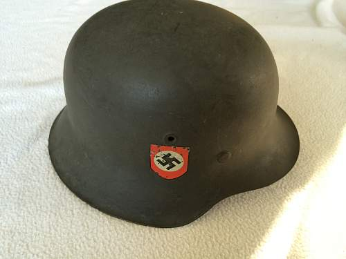 Can you identify this helmet?