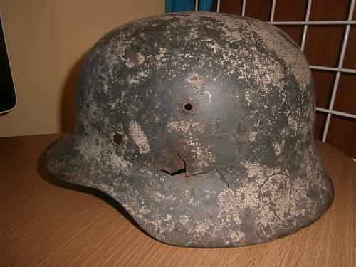 kurland camo helmet