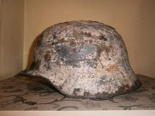2 m35 helmet