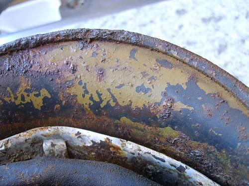 Normandy M35 DD camo relic.