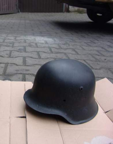 Is This An Authentic Helmet ?