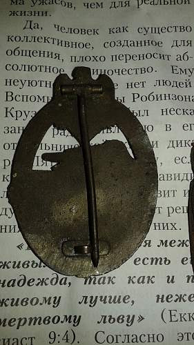 Eastern front REALLY nice helmet and medals I had offered to me....