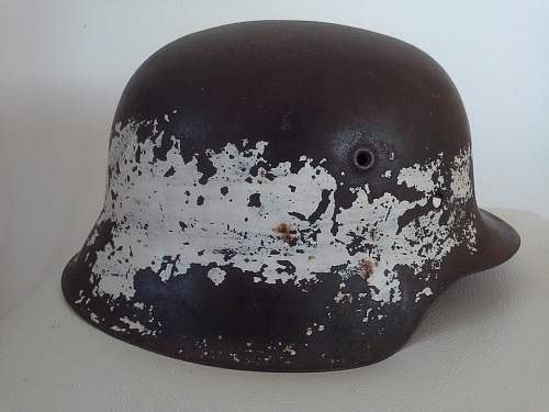 German Helmet Opinions Please WWII?