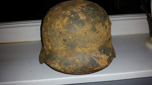 Luftwaffe helmet, again.
