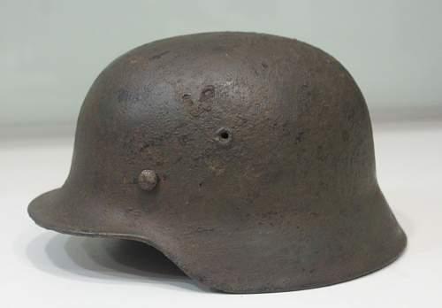 Waffen SS M40 ?