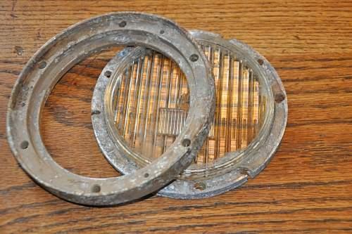 Tiger Headlight Restoration