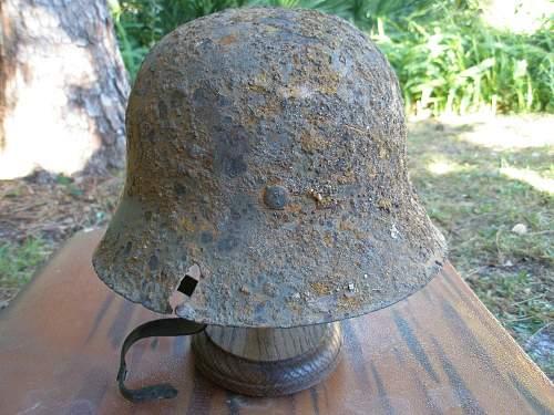 Has This Helmet Been Cleaned Poorly???