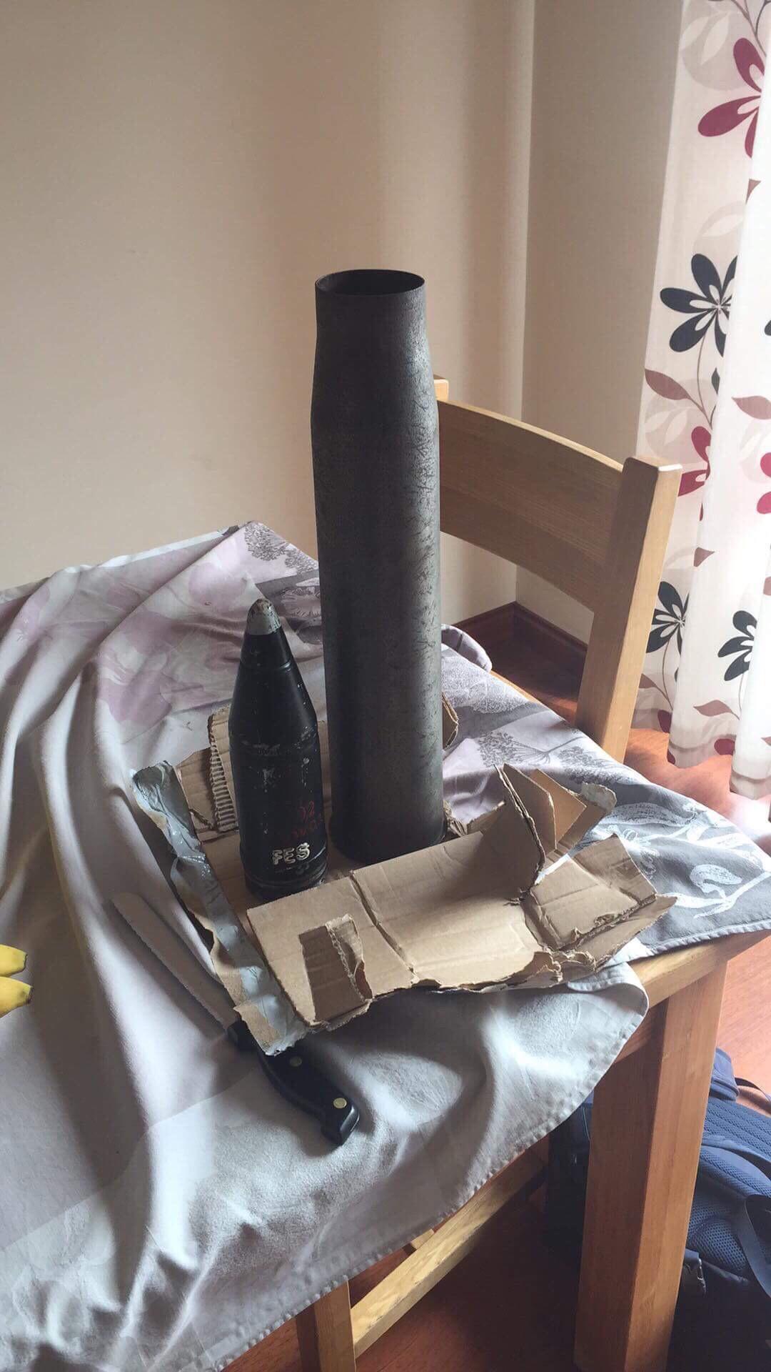 refurbishing a 7 5cm kwk 40 pzgr 39. Black Bedroom Furniture Sets. Home Design Ideas
