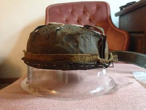 M31 Helmet Liner restoration