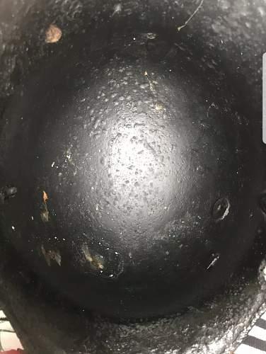 Should I restore this Austrian m16 helmet?