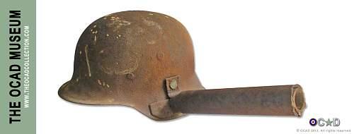Restoration of german hlemet, need help