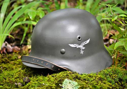 My first Luftwaffe Refurb