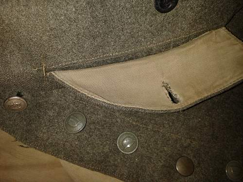 original collar cloth wanted for restoring a M1919 tunic (provisional Reichswehr)
