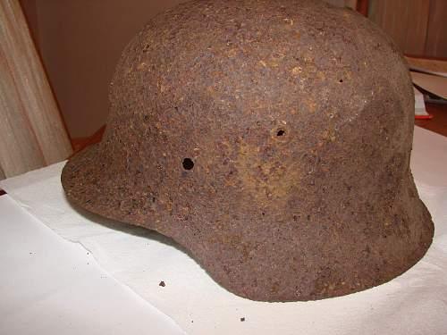 M42  helmet