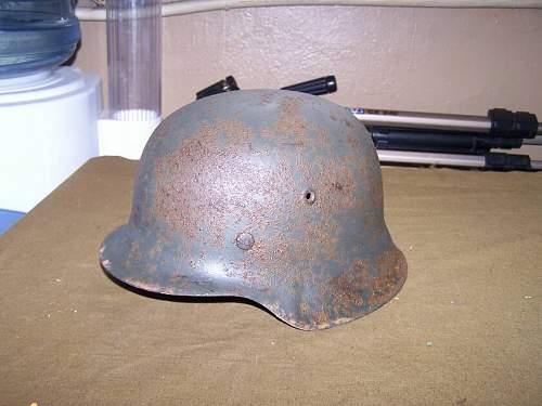 Click image for larger version.  Name:m42 helmet after (1).jpg Views:127 Size:67.2 KB ID:15600