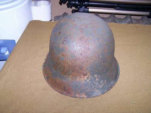 Click image for larger version.  Name:m42 helmet after (2).jpg Views:155 Size:64.5 KB ID:15601