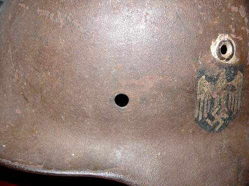 Relic M35 rust removal, electrolysis or oxalic acid?