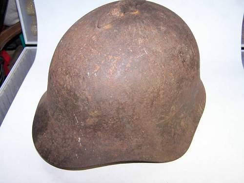 Click image for larger version.  Name:ssch 36 attick found helmet.jpg Views:69 Size:57.2 KB ID:183396