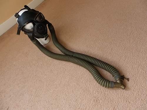 Restoring a USN MkIII Special Purpose Mask