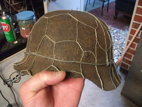 Heer M42 helmet project