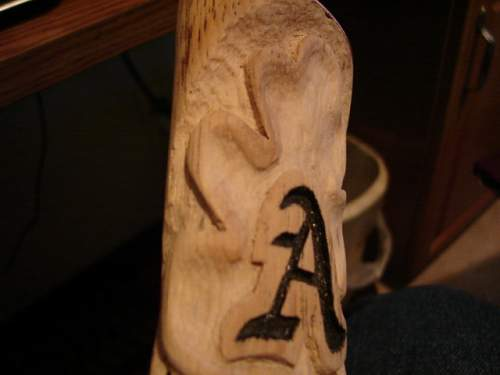 learning to carve wood