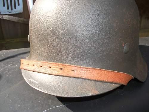 Heer M42 helmet project