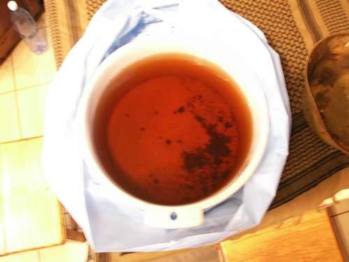 Relic cleaning - White Vinegar