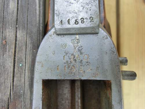 - Restoring a Norwegian Chamber loader(1860)
