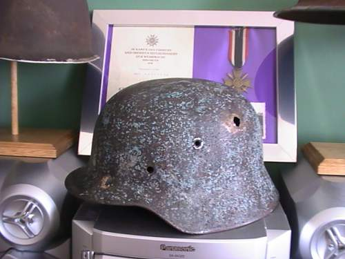 M40 helmet ??????