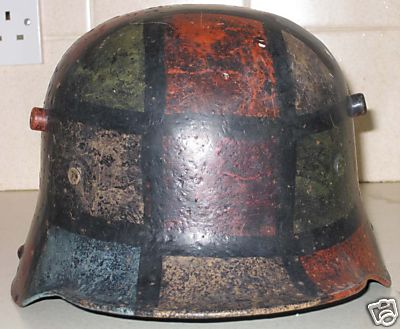WW1 german helmet????