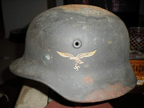 M-40 Luftwaffe Quest Restore?
