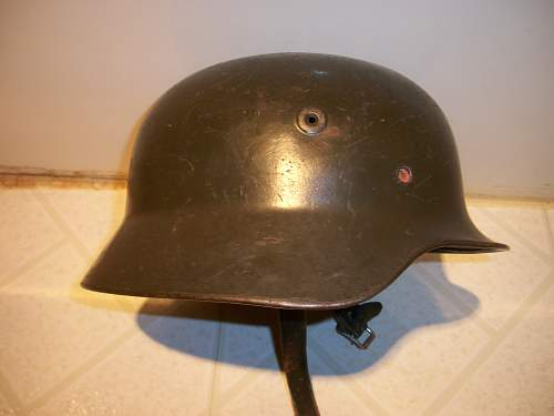 my new helmet i want to restore any coments