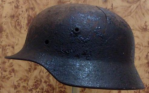 Want to repair m40 helmet, but in what style? any thoughts/suggestions?
