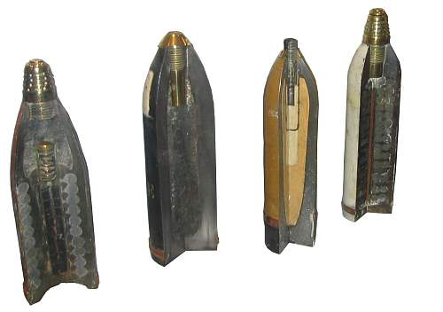 Click image for larger version.  Name:WWI_shells.JPG Views:1139 Size:124.5 KB ID:46578