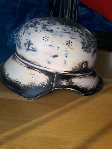 Luftschutz factory Helmet?
