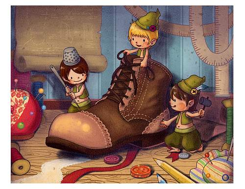 Click image for larger version.  Name:The-Elves-and-the-Shoemaker.jpg Views:36 Size:227.7 KB ID:593445