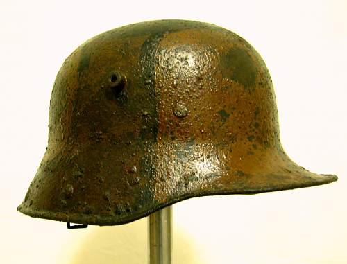 M-1917 Imperial German Helmet!