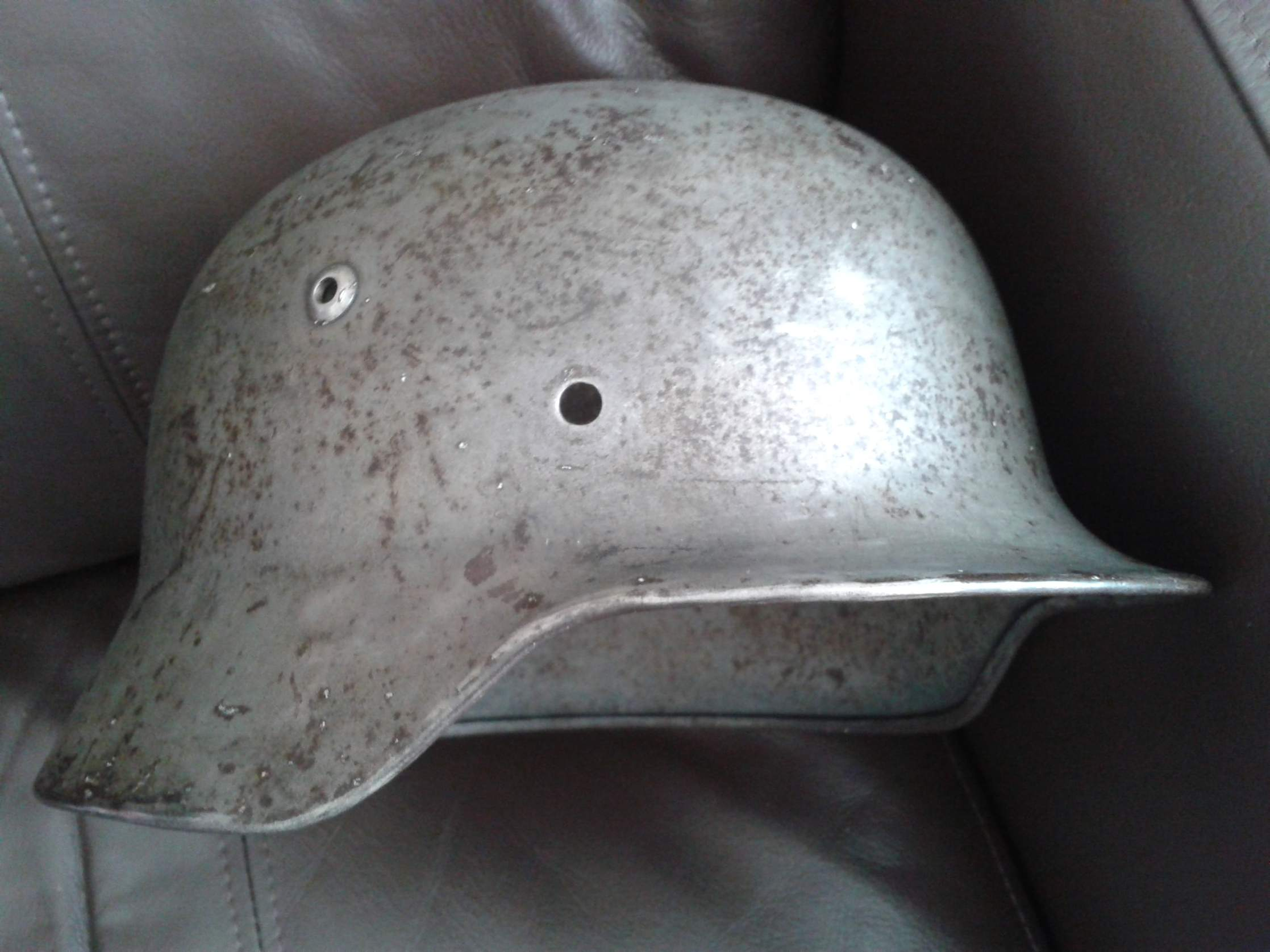 Looking for a new German helmet restoration project