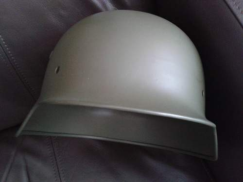 Looking for a new German helmet restoration project.