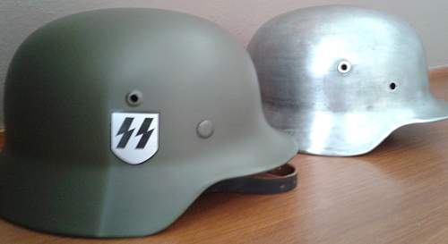 German M40 ET66 Restoration