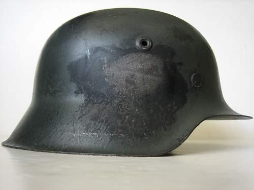 M42 Restoration - Dent Removal???