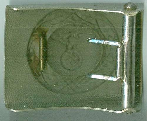 Mint dlv  buckle for review