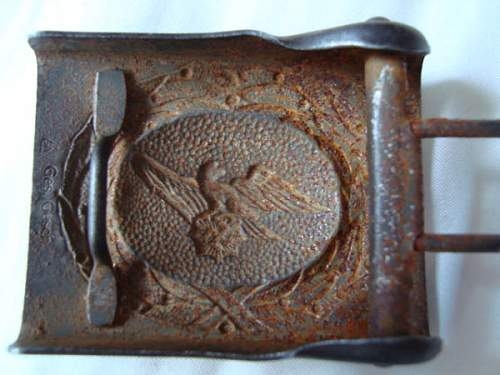 Unknown buckle