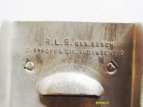 RLB/DLV/SHD Buckles